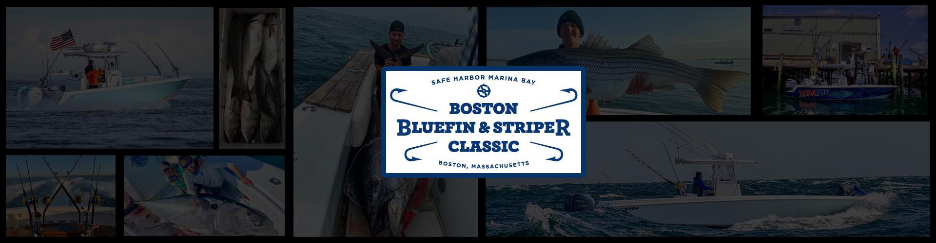 2021 Boston Bluefin and Striper Classic Live Scoring by CatchStat.com