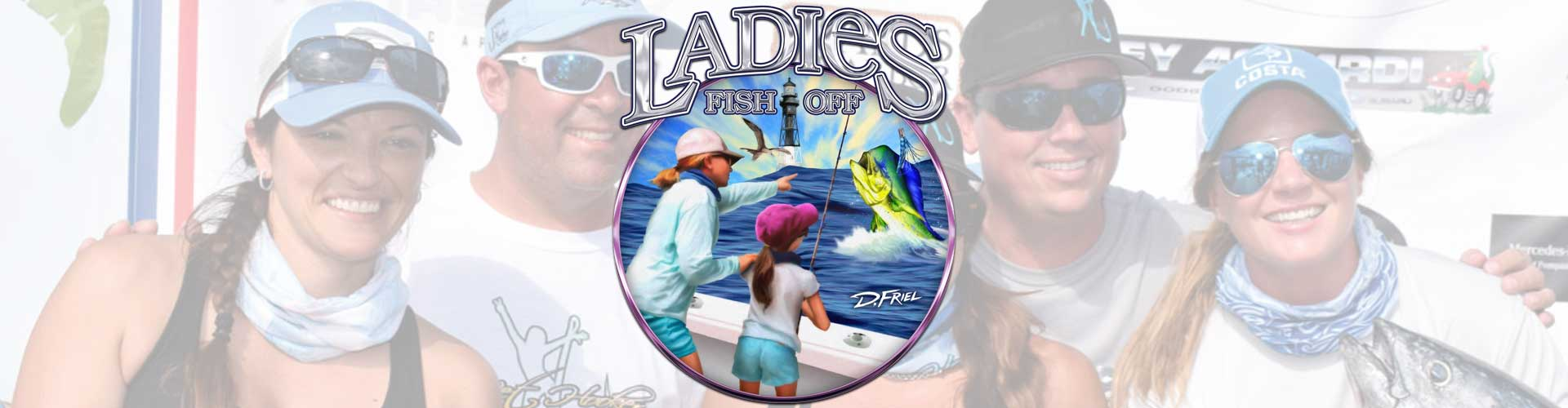 2019 Ladies Fish-Off - Live Scoring by CatchStat.com
