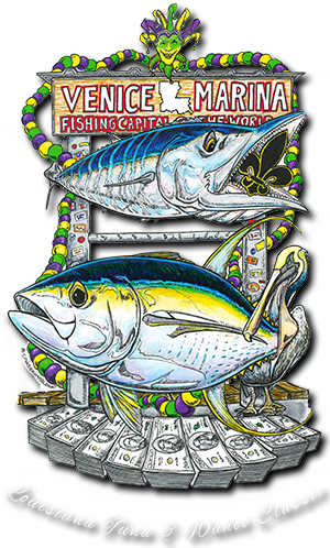 2020 Louisiana Tuna and Wahoo Classic - Live Scoring provided by CatchStat.com